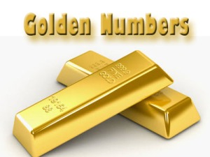 golden number title