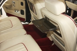 Bentley Black Interior (4)