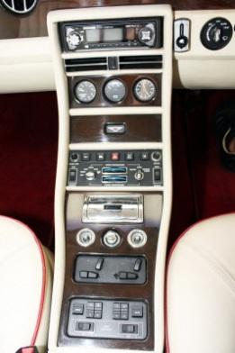 Bentley Black Interior (7)