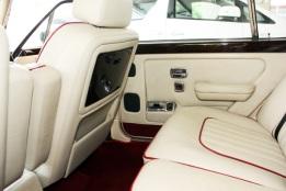 Bentley Black Interior