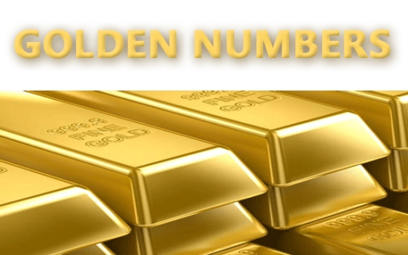 golden numbers