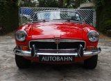 '76 MG B